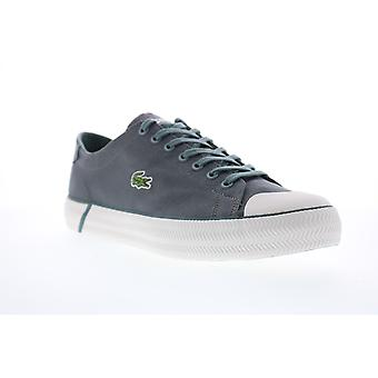Lacoste Gripshot 220 1 Cma  Mens Gray Low Top Sneakers Shoes