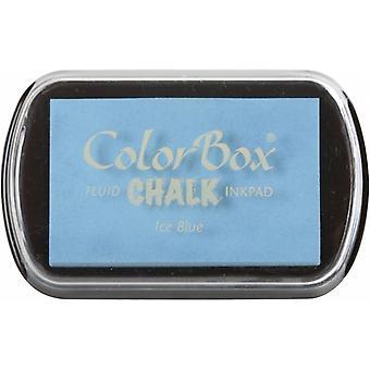 Clearsnap ColorBox الطباشير الحبر الحجم الكامل الأزرق الجليد