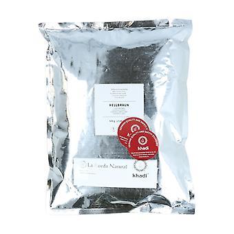 Herbal Color Plantaardige Haarverf 500 g poeder (Lichtbruin)