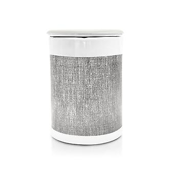 Classic Wax Warmer In Gray Linen