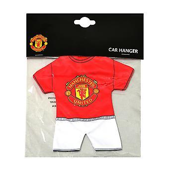 Manchester United FC Mini Kit Car Hanger