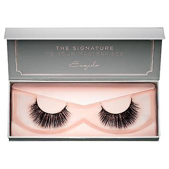 Esqido Mink False Eyelashes - Amp It Up - Natural & Lightweight Fake Lashes