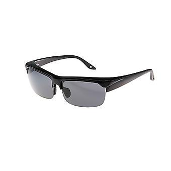 Óculos de Sol Unissex preto com lente cinza VZ0018A