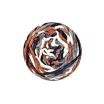 DIY Knitting Yarn Ice Strip Soft Wool Yarn Style 1#