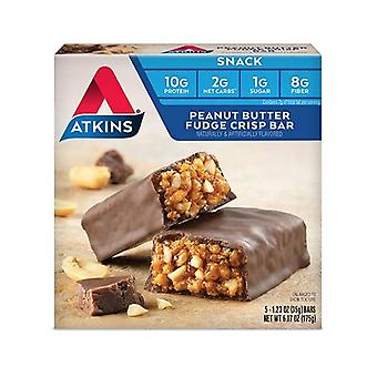 Atkins Snack Bar Fıstık Ezmesi Fudge Crisp
