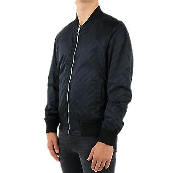 Givenchy Bomber Black BM00LV132Y001Outerwear