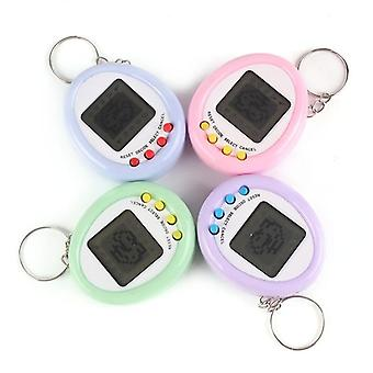 1pcs Electronic Pets Gift Keyring Toys Virtual Cyber