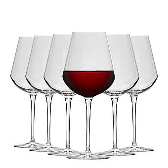 Bormioli Rocco Inalto Uno Extra Large Wine Glasses Set - 640ml - Pack of 24