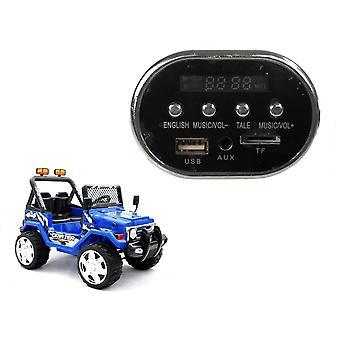 Musik-Panel für das Auto Jeep S618 Batterie