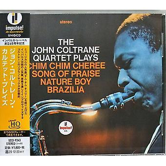 John Coltrane Quartet juega importación [CD] EE.UU.
