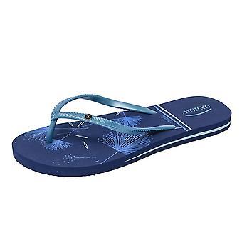 Oxbow Valerie Flip Flops - China Blue
