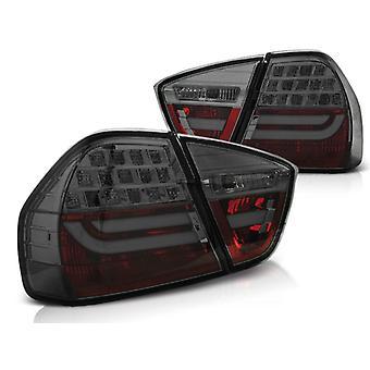 Rückleuchten BMW E90 03 05-08 08 SMOKE LED STRIP