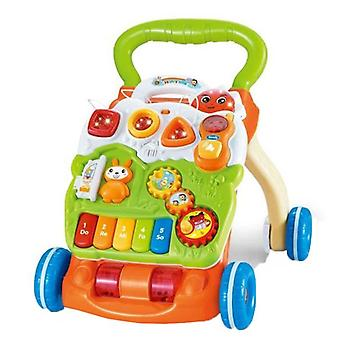 Ladida Poussette Baby Musical and Learning Walker