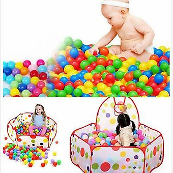 Colorful Ball For Baby Kids Soft Plastic Ocean Swim Pits Toy