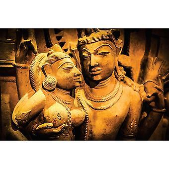 Intialaiset rakastavaiset, 10-11 vuosisataa
