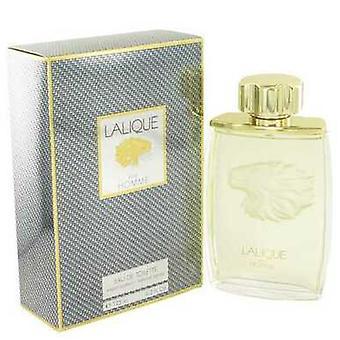 Lalique Por Lalique Eau De Toilette Spray (león) 4.2 Oz (hombres) V728-418054