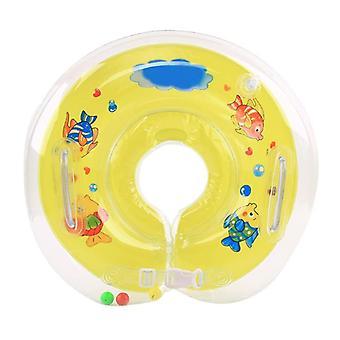 نفخ حلقة السباحة - دائرة الرقبة تعويم لعبة الصيف لاستحمام الطفل