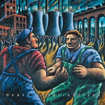Heavy Construkction [CD] USA import