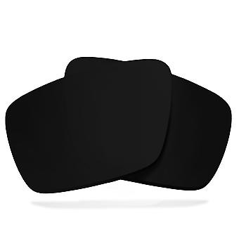 Gepolariseerde vervanging lenzen voor VON RITS Snark zonnebril anti-scratch zwart