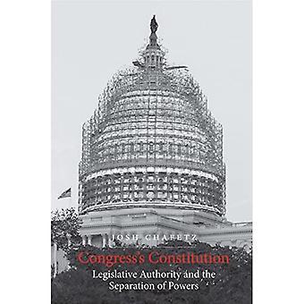 Kongress forfatning: lovgivende myndighed og magtens tredeling