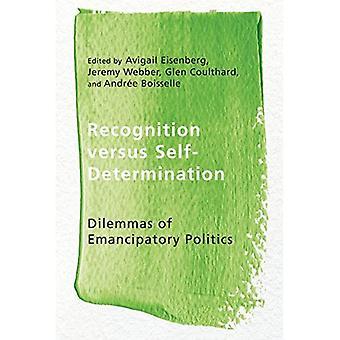 Erkenning versus zelfbeschikking (etniciteit en democratisch bestuur)