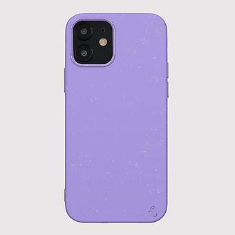 Étui Eco Friendly Purple iPhone 12
