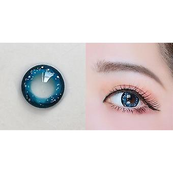 Colored Contact Lenses For Eyes-dream Nightsky Series