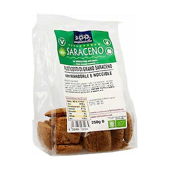Rusticotti Buckwheat Almonds And Hazelnuts 250 g