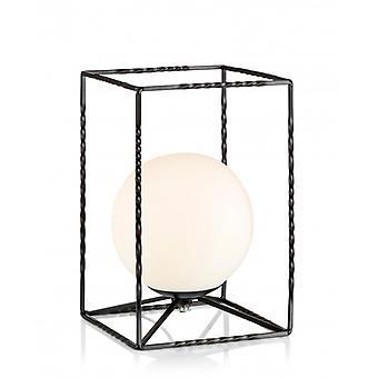 Tafellamp Eve Black 1 Lamp