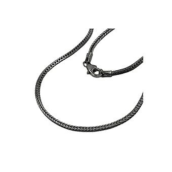 Collana Fox Tail Chain Argento 925