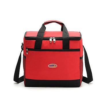 Large Thicken Folding Cooler Bag