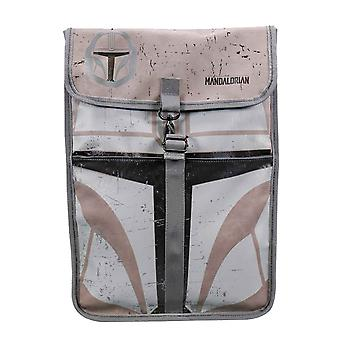 Mandalorian Backpack Bag Helmet Armour Star Wars new Official