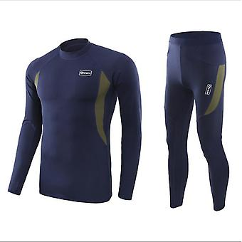 Winter Thermal Quick Drying Men Underwear