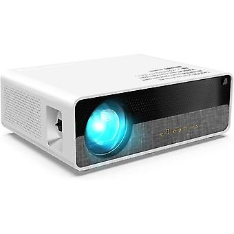 Q9 Native 1080P HD Video Projector Support 2K, 6800 Lumens home Theater