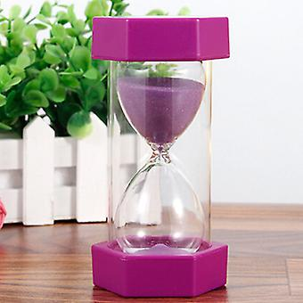 Sand Clock Hourglass Timer- Kids Educational