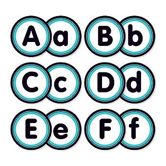 Aqua Oasis: Alphabet Bulletin Board