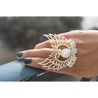 الملاك الأم لؤلؤة بومباي خاتم غروب الشمس