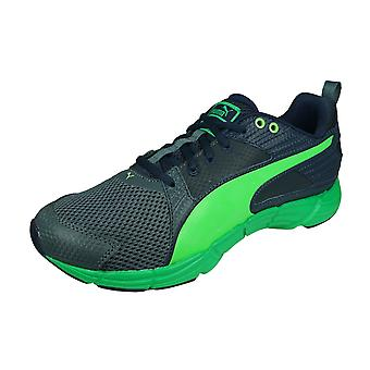 Puma Synthesis Mens Running Shoes / Trainers - Blue