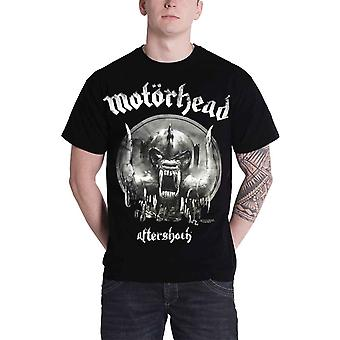 Motorhead T Shirt Aftershock War Pig mens Black Album new Official