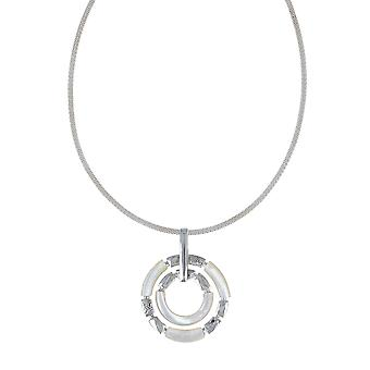 Collana ADEN 925 Sterling Silver White Mother-of-pearl (id 5244)