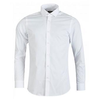 Remus Uomo Cutaway Collar Slim Fit Shirt