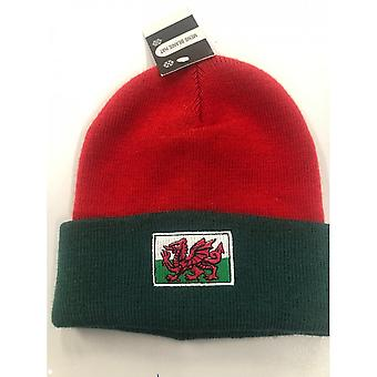 Union Jack Wear COPY - Black Union Jack Flag Beanie Hat