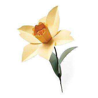 Sizzix Bigz L Die - Daffodil 665107 Olivia Rose