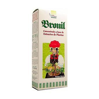الألمانية Bronil الشعب الهوائية 250 مل