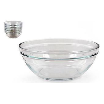 Salad Bowl Duralex Circular apilable (1