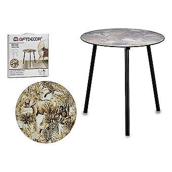 Zvířata s postranním stolem (40 x 40 cm)