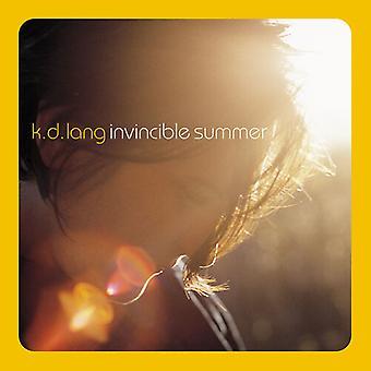 Lang,K.D. - Invicible Summer 20th Anniversary Edition [Vinyl] USA import
