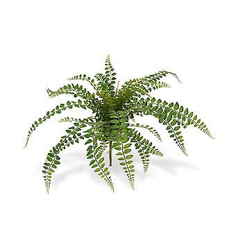 Marundifolia artificiale Bouquet di felci 55 cm