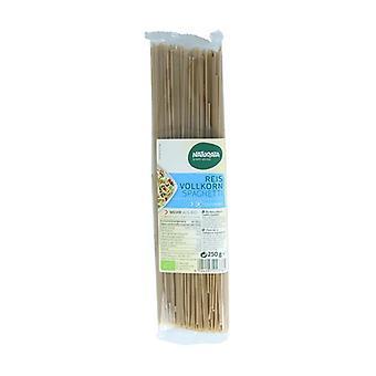 Eco Brown Rice Spaghetti 250 g