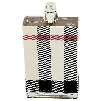 Burberry London (ny) Eau De Parfum Spray (Tester) av Burberry 3.3 oz Eau De Parfum Spray